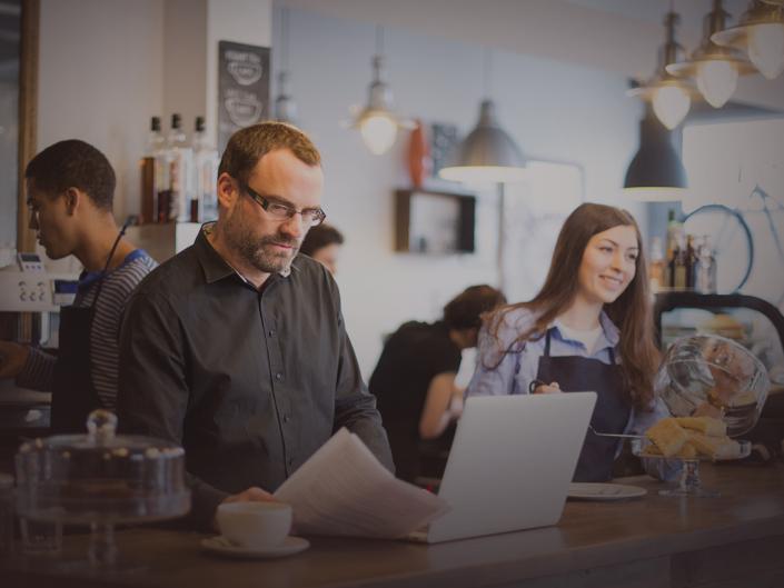 Consultoria em gestão financeira evitando custos altos no restaurante